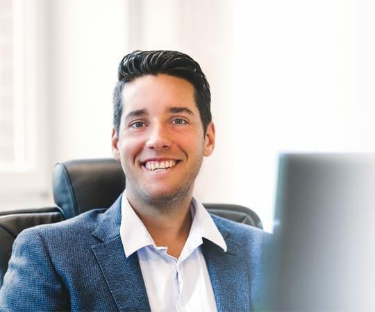 Lennart Samuelsen: fachmann für Immobilienfinanzierungen